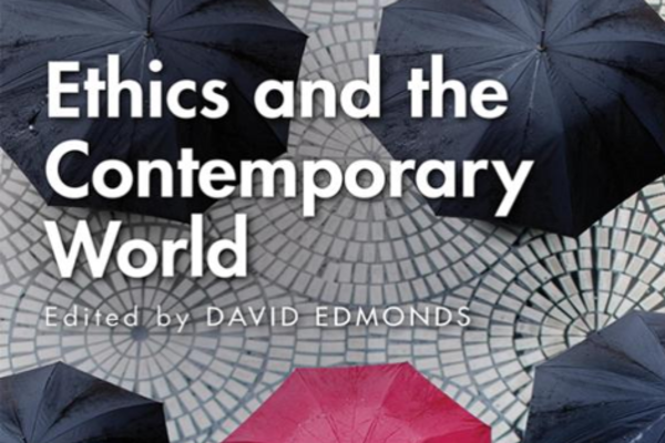 book cover ethics and the contemporary world
