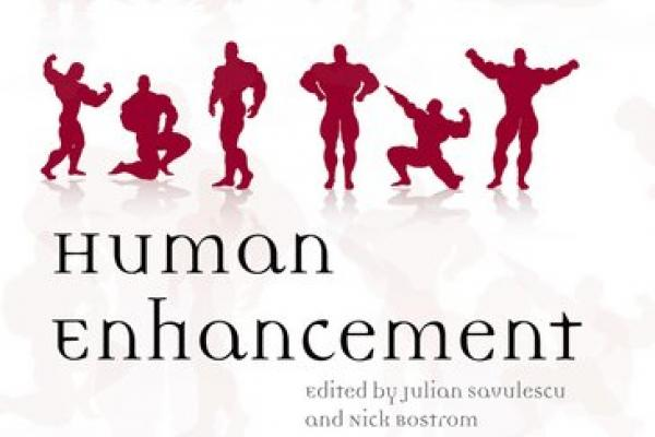 Book Cover: Human Enhancement