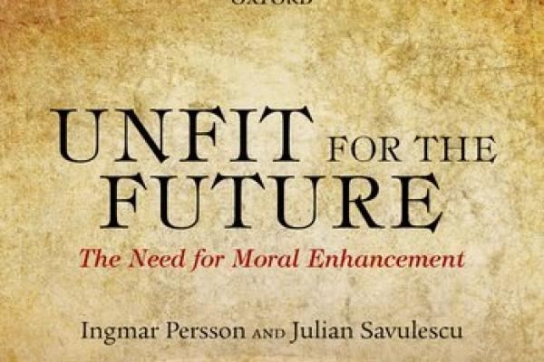 Book cover:  Unfit for the Future
